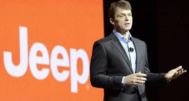 Mike Manley CEO di Jeep