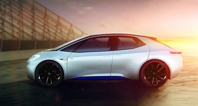 Volkswagen punta ad allargare la propria gamma di veicoli elettrici con un nuovo suv che sarà mostrato a Shanghai e una berlina che vedremo più avanti