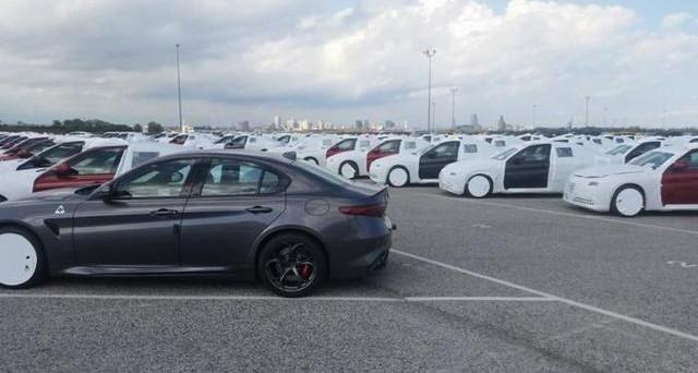 Il successo commerciale di vetture quali Alfa Romeo Giulia e Stelvio sta facendo molto bene anche al porto di Civitavecchia tornato a crescere