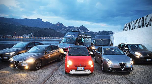 Alfa Romeo Giulia e Stelvio saranno nella flotta di auto messa a disposizione da Fiat Chrysler Automobiles per il G7 di Taormina