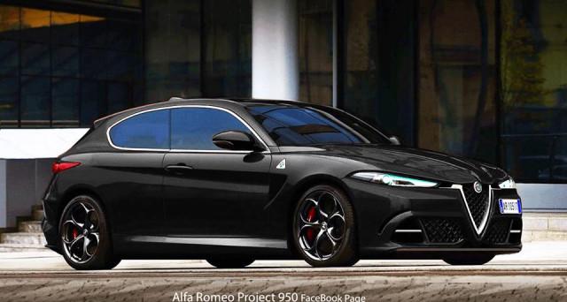 Alfa Romeo Giulietta Quadrifoglio 2020