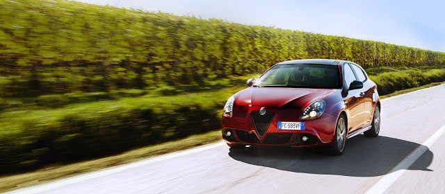 Alfa Romeo Giulietta Super con pack Veloce