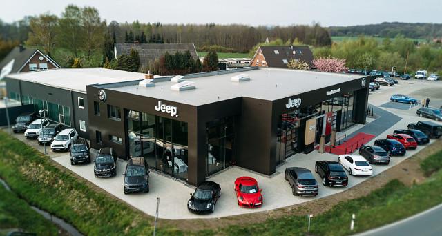 Alfa Romeo e Jeep