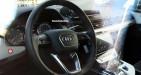 Audi Q8: nuove foto spia rivelano gli interni con Google Android