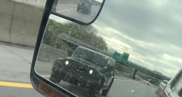 Jeep Wrangler nuova generazione
