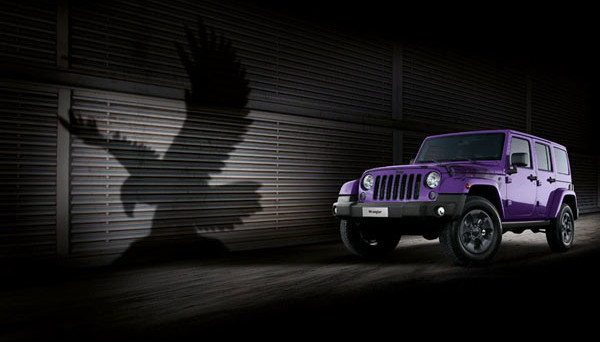 Jeep Wrangler Night Eagle Edition