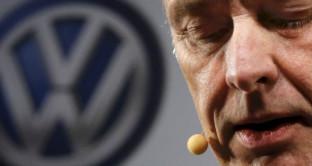 Martin Muller CEO di Volkswagen