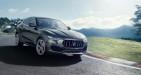 Maserati Levante, obiettivo ambizioso per il 2017