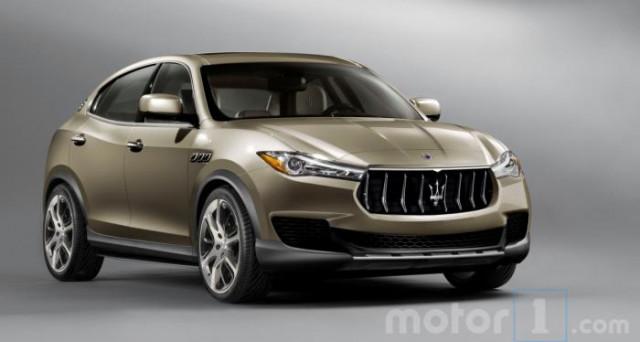 Maserati Suv compatto