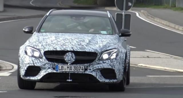 Mercedes-AMG E63-Black-Series-