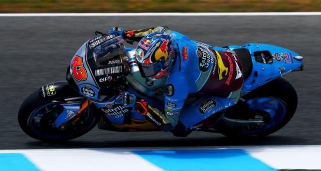Nelle prove libere del MotoGP a Le Mans in Francia, miglior tempo per Jack Miller, solo ottavo Valentino Rossi, decimo Vinales