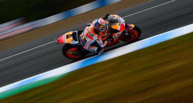 MotoGP 2017: in Spagna nel circuito di Jerez de la Frontera pole position per Dani Pedora su Honda, secondo Marquez, settimo Rossi