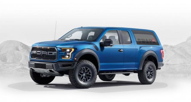 Nuova Ford Bronco 2020