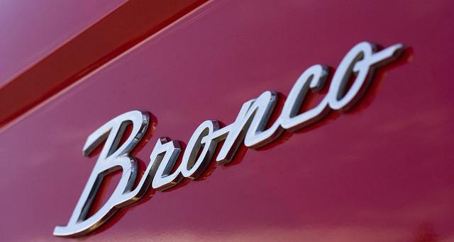 Nuova Ford Bronco