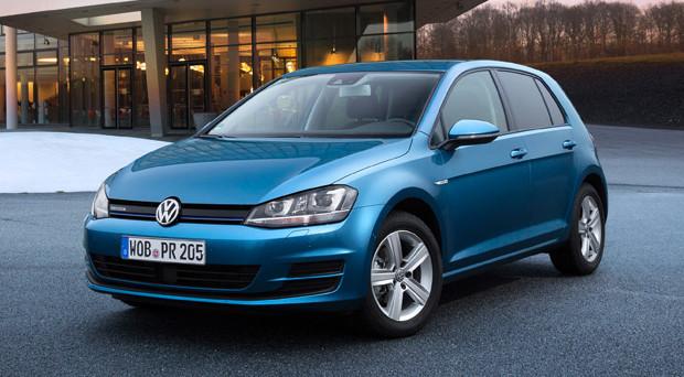 Volkswagen Golf TGI a metano