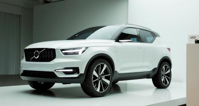 Volvo XC20 potrebbe contribuire ad allargare la gamma della società svedese nei prossimi anni in un settore in forte crescita