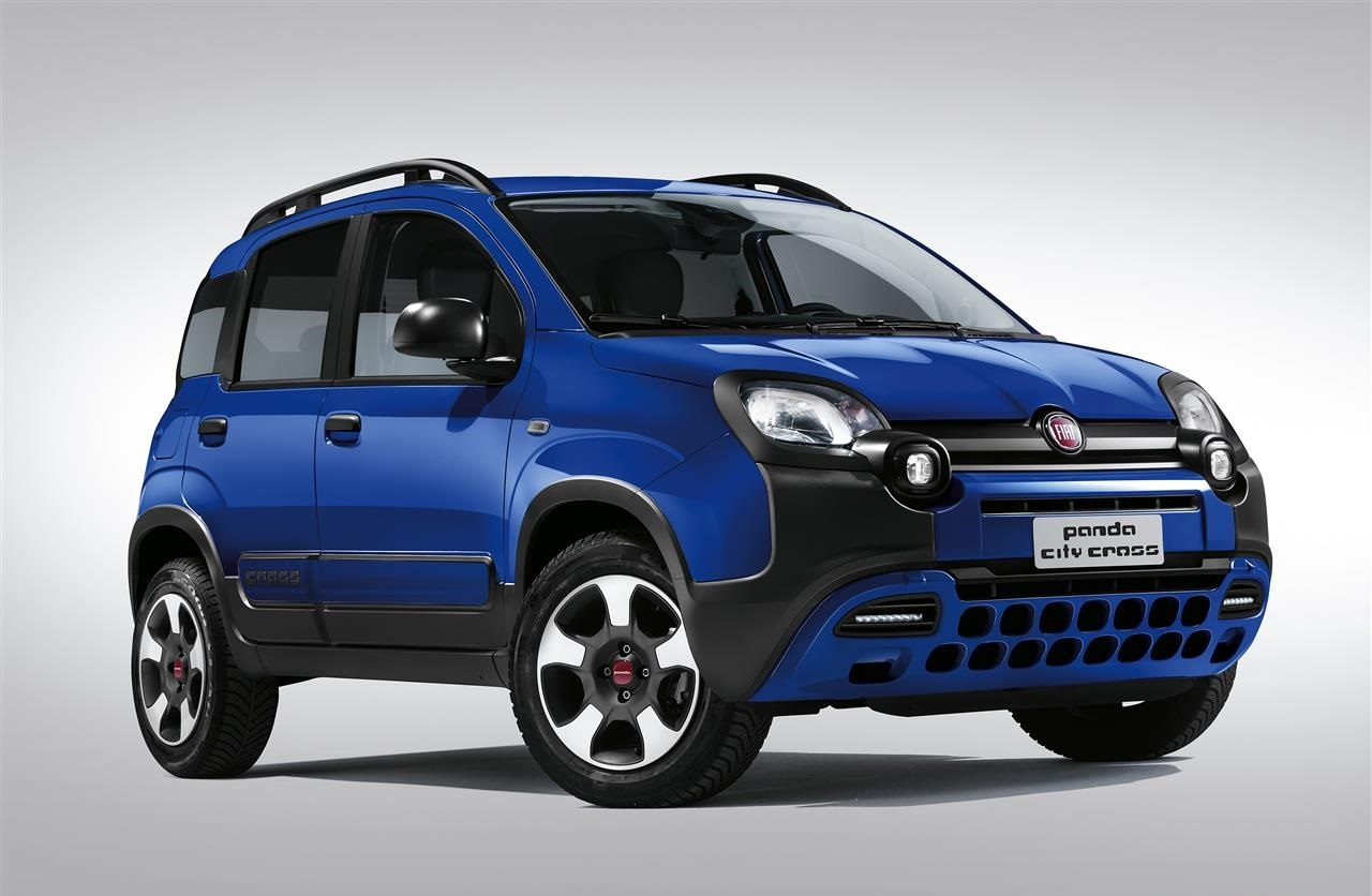 fiat panda city cross e 4x4 da oggi ordinabili in italia motori e auto. Black Bedroom Furniture Sets. Home Design Ideas
