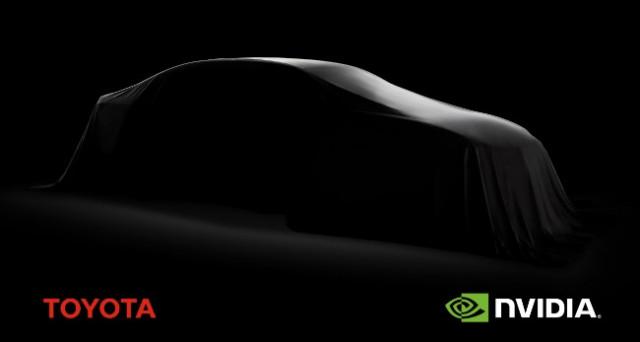 Toyota annuncia importante accordo con Nvidia per lo sviluppo della tecnologia necessaria per il funzionamento delle auto a guida autonoma