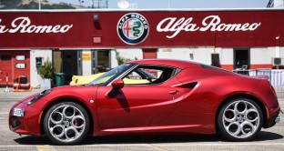 Alfa Romeo 4C Quadrifoglio