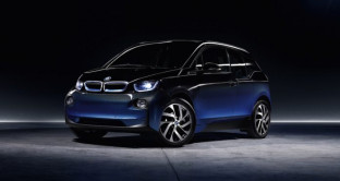 BMW i3 CrossFade Edition