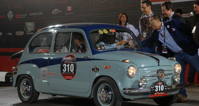 Una  Fiat 600 Derivazione Abarth 750 del 1955 viene offerta in Olanda alla cifra record di 89 mila euro, il suo prezzo potrebbe salire ancora