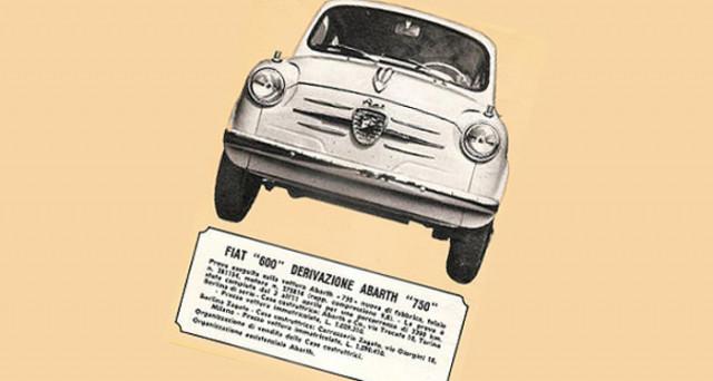 Fiat 600 da record