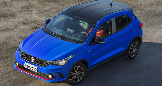 Fiat argo resi noti i prezzi ufficiale della nuova for Nuova fiat argo immagini