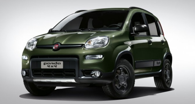 fiat panda city cross aperti gli ordini motori e auto. Black Bedroom Furniture Sets. Home Design Ideas