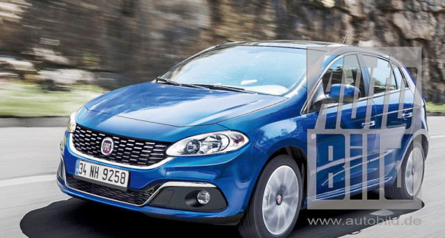 Fiat Punto 2018