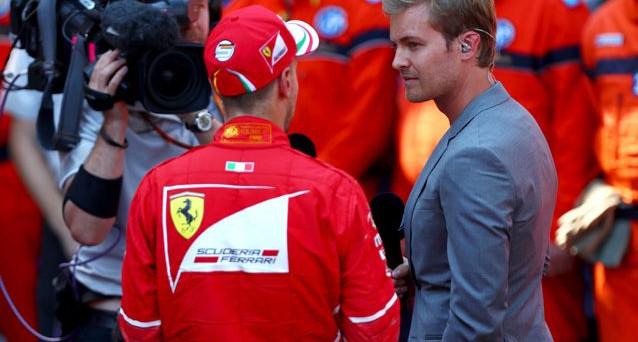 Il team manager di Mercedes Toto Wolff lascia trapelare la possibilità di un ritorno di Nico Rosberg in Formula 1 su Ferrari