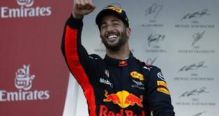 Formula 1 Daniel Ricciardo