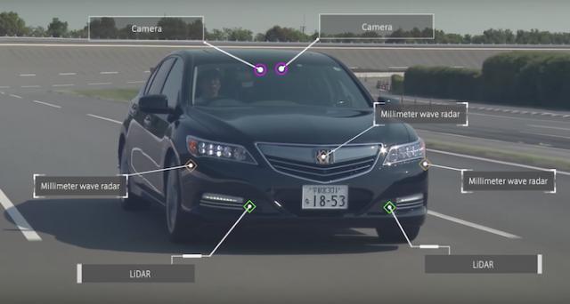 Honda annuncia che entro il 2025 porterà sul mercato le auto con guida autonoma di livello 4 per una guida completamente autonoma