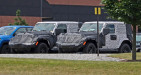 Jeep Wrangler 2018: immortalata per la prima volta la versione a 3 porte