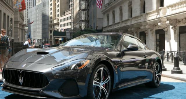Maserati GranTurismo 2018: il suo debutto è avvenuto alla Borsa di New York alla presenza del CEO Reid Bigland nelle scorse ore.