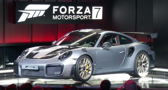 Porsche 911 GT2 RS 2