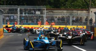 Porsche in Formula E