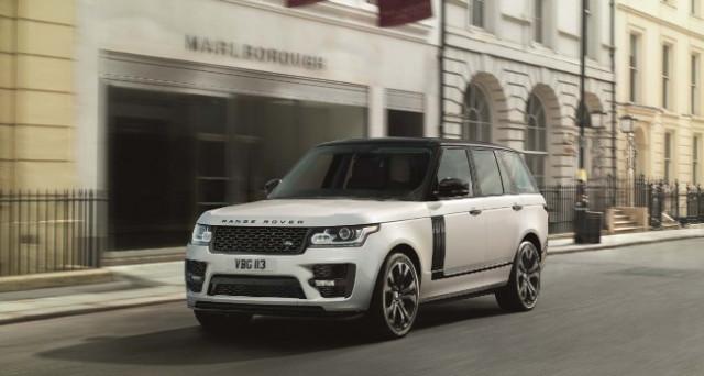 Range Rover: arriva il nuovo SVO Design Pack, il pacchetto di personalizzazione estetica ideato dalla divisione speciale del gruppo Land Rover