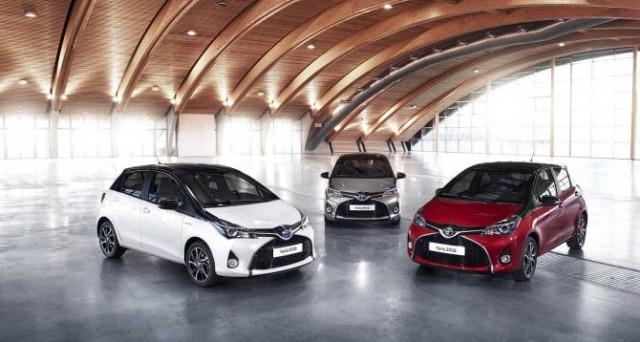 Toyota Yaris Hybrid Trend Edition