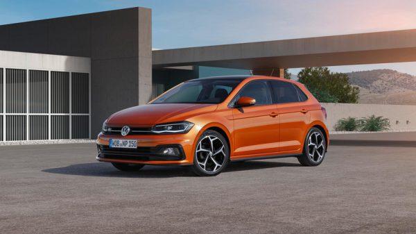 Nuova Volkswagen Polo 2018