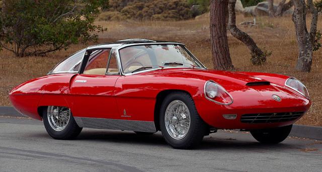 Alfa Romeo 6C 3000