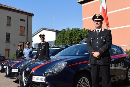 Alfa Romeo Giulietta Carabinieri