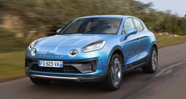 Alpine Suv: ecco quale potrebbe essere l'aspetto del nuovo suv francese che affronterà sul mercato rivali del calibro di Porsche Macan e Alfa Romeo Stelvio