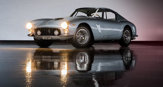 Ferrari GT SWB Berlinetta