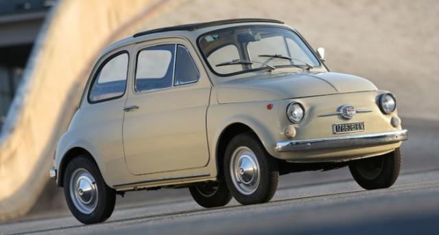 Fiat 500 Serie F