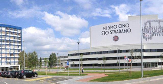 Fiat Chrysler Automobiles Serbia