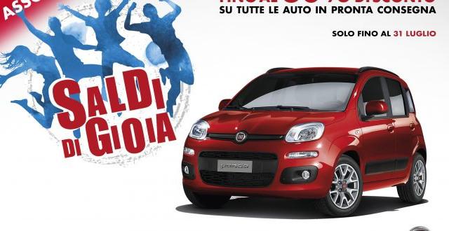 Fiat e Lancia saldi