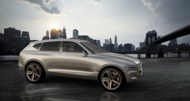 Genesis: il brand automobilistico di lusso che fa parte del gruppo Hyundai registra 7 nuovi nomi per le sue auto del futuro che arriveranno entro il 2020.