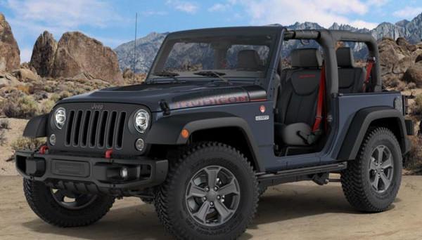 Jeep Wrangler Rubicon Recon: il nuovo Suv in edizione limitata della casa automobilistica americana pronto per il lancio globale