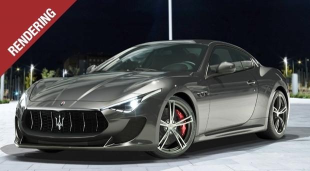 Nuova Maserati GranTurismo 2020