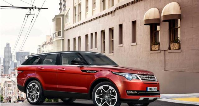 Range Rover in futuro avrebbe intenzione di fare concorrenza alla Bentley nel segmento dei Suv di super lusso con una nuova top di gamma
